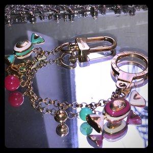 Louis Vuitton candy keychain/purse charm